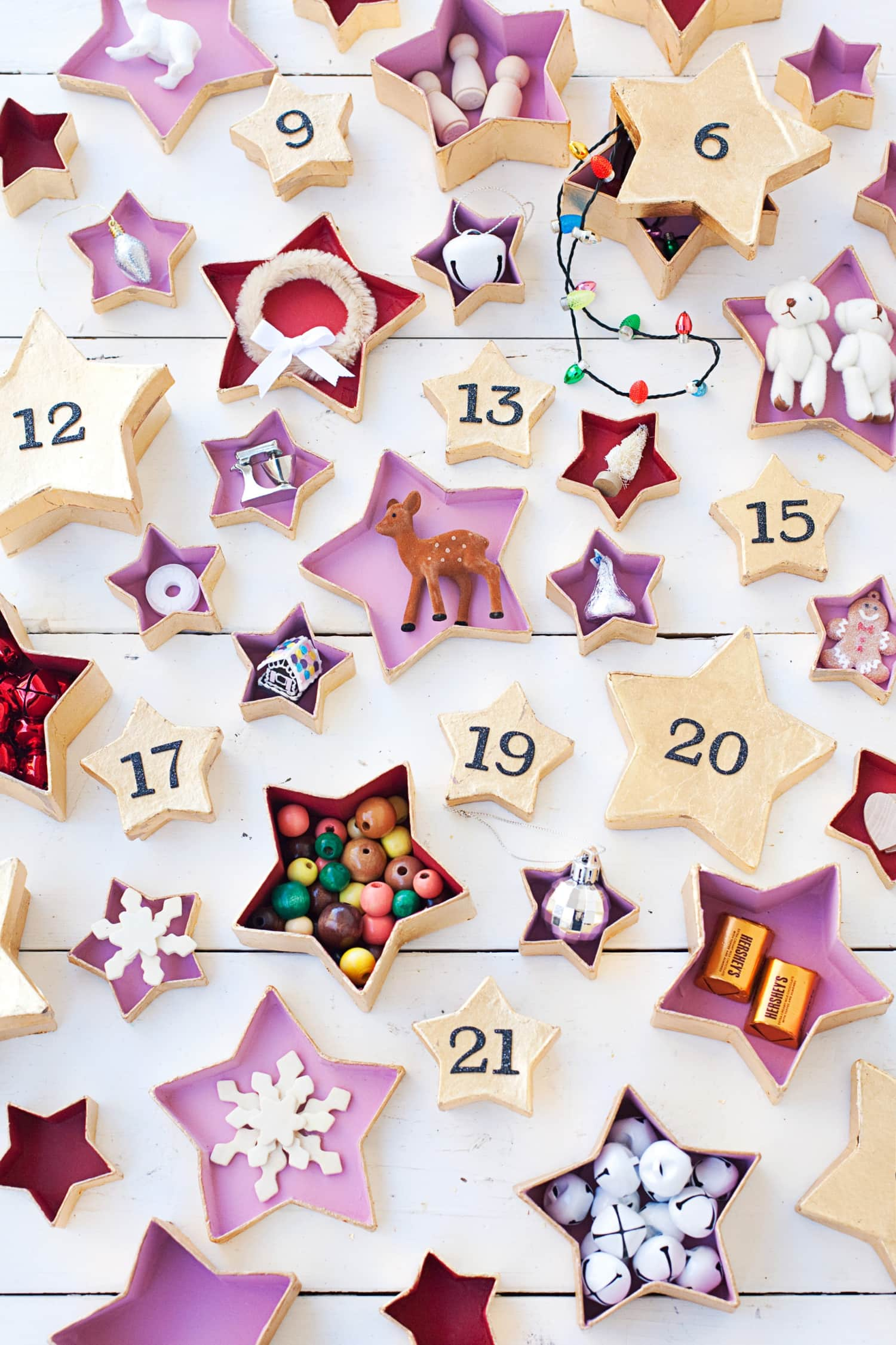 35 DIY Advent Calendars to Make Now So You're Ready for December