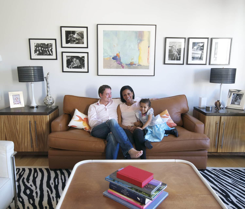 Nico and Michelle's Contemporary Condo