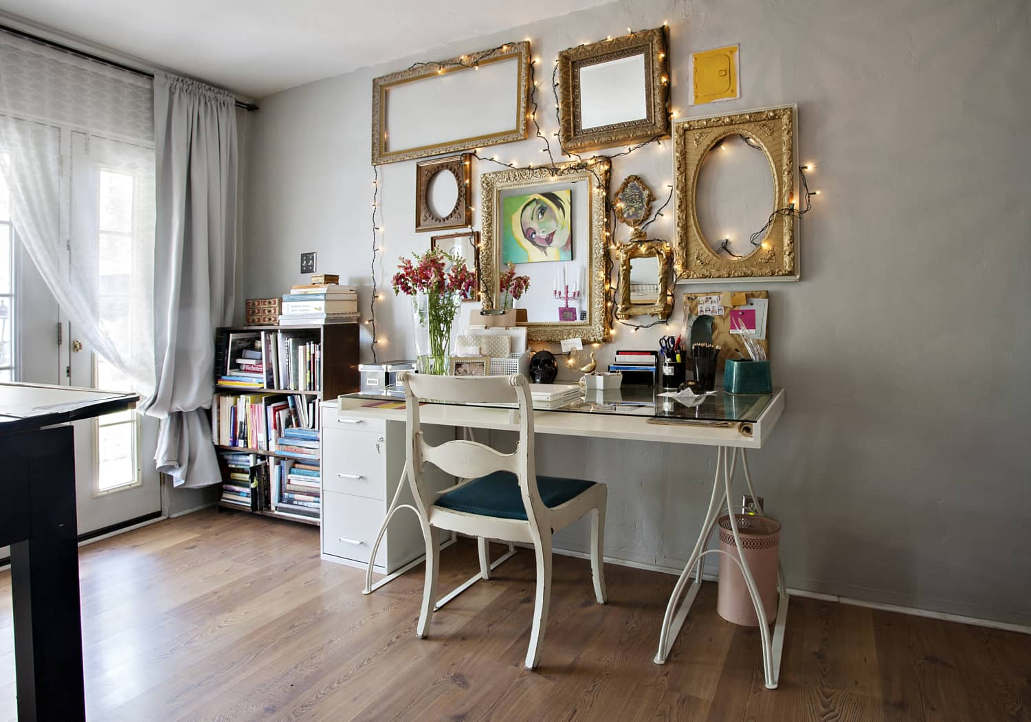 Design Inspiration: Gallery Walls of Mirrors