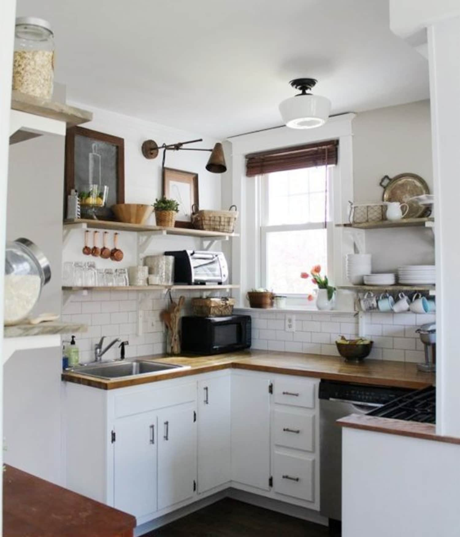 Apartment Therapy Kitchen