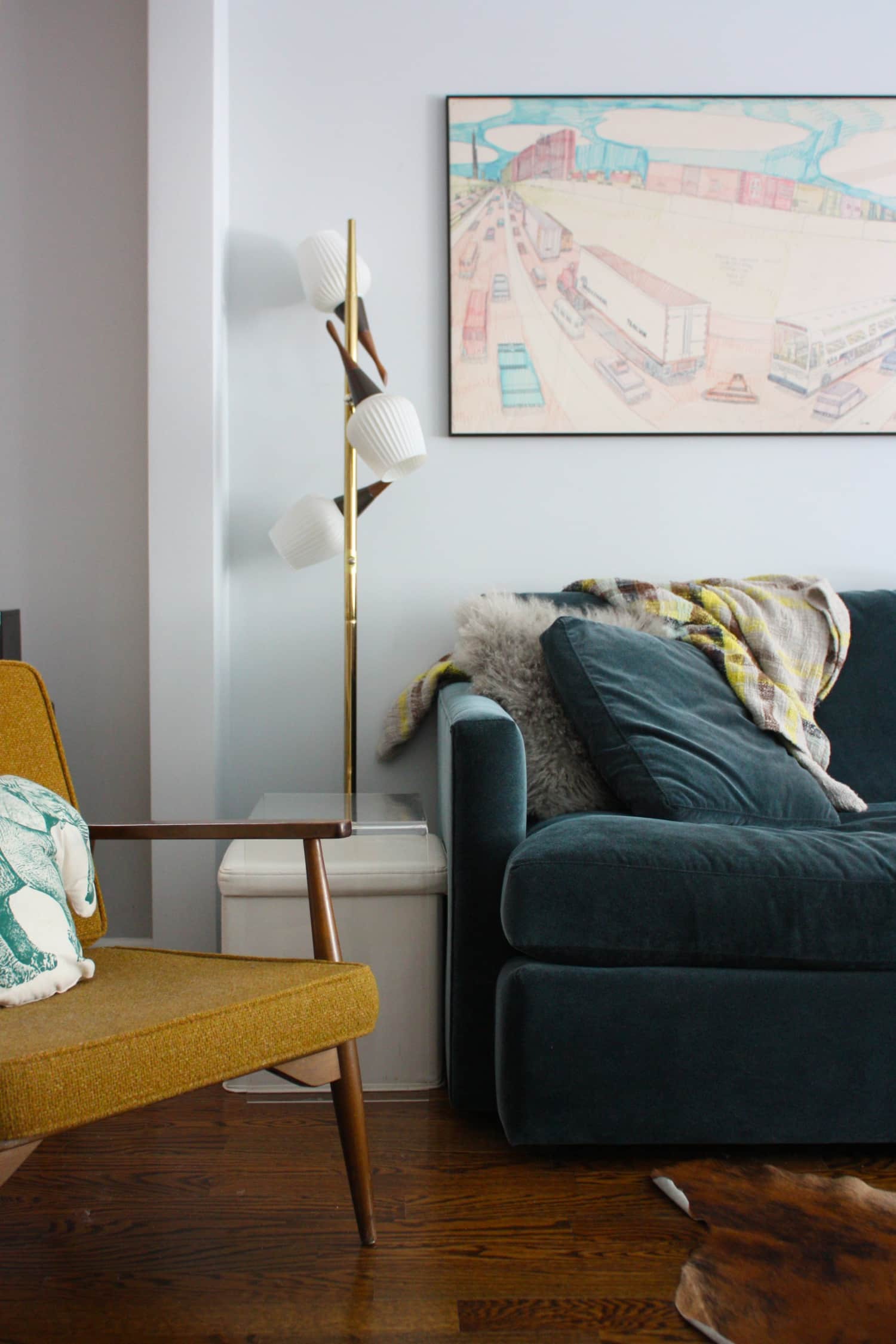 How To Properly Light a Living Room   Apartment Therapy