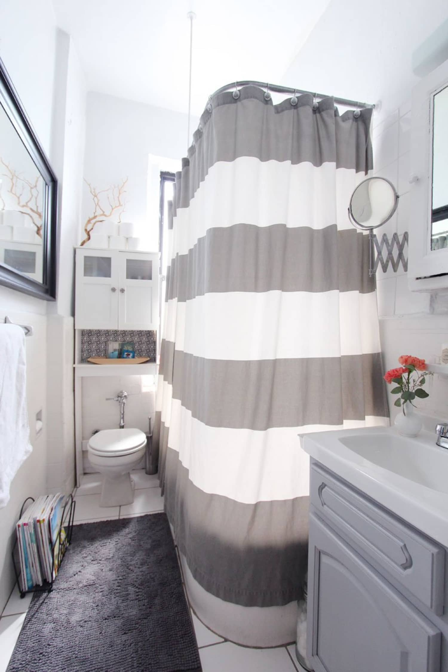 8 Bathroom Bettering Ideas You Can Do (When You Can't ...