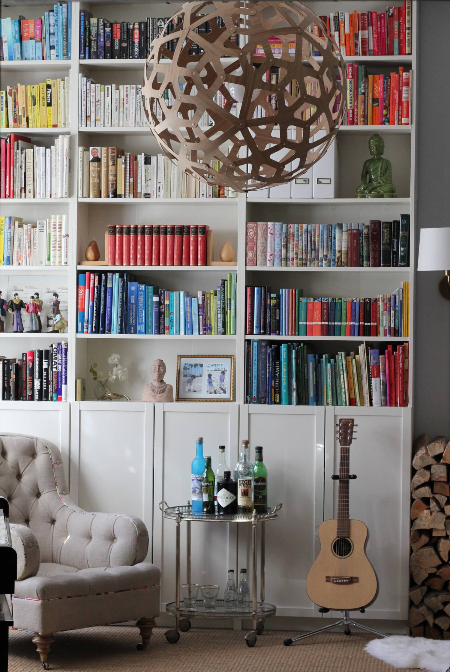 Beautifully Organized: Home Libraries of All Sizes