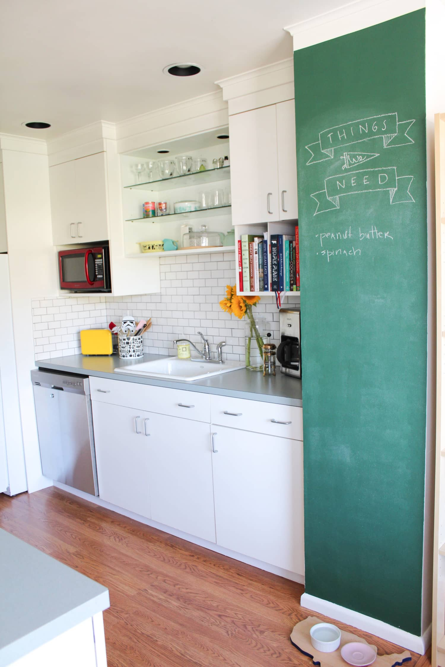 """6 Ways to Use the """"Little Walls"""" in Your Home"""