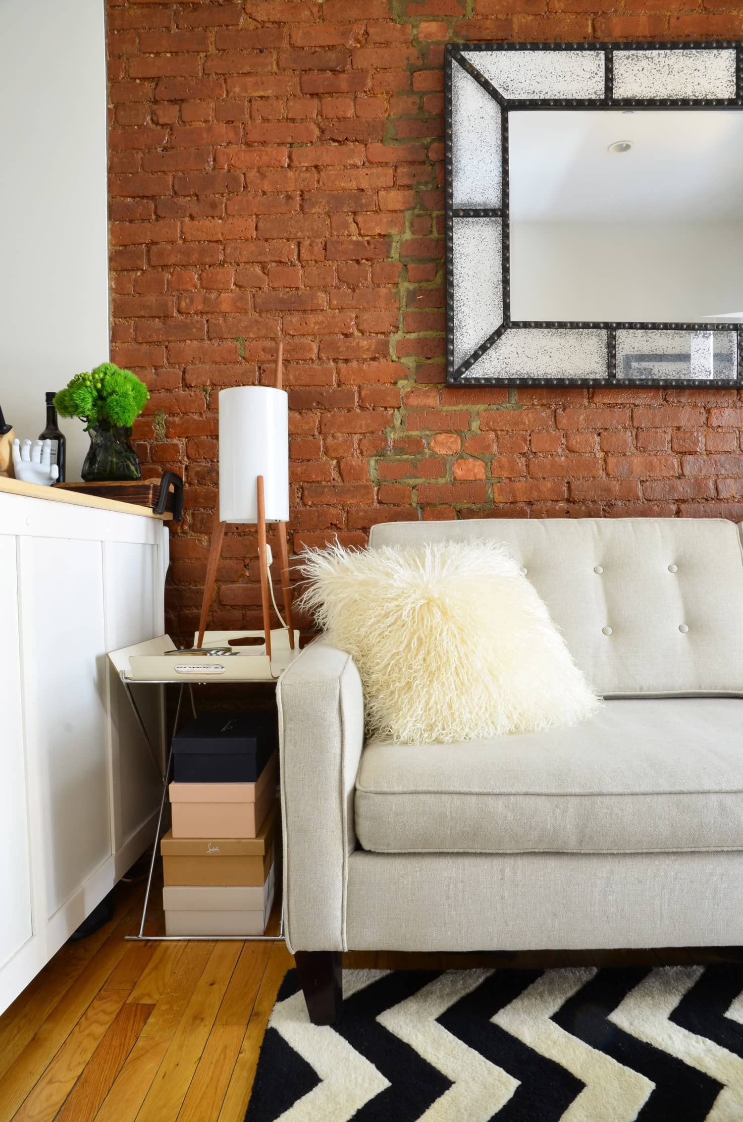 Sneaky Storage Secrets of a (Really Really) Tiny Apartment