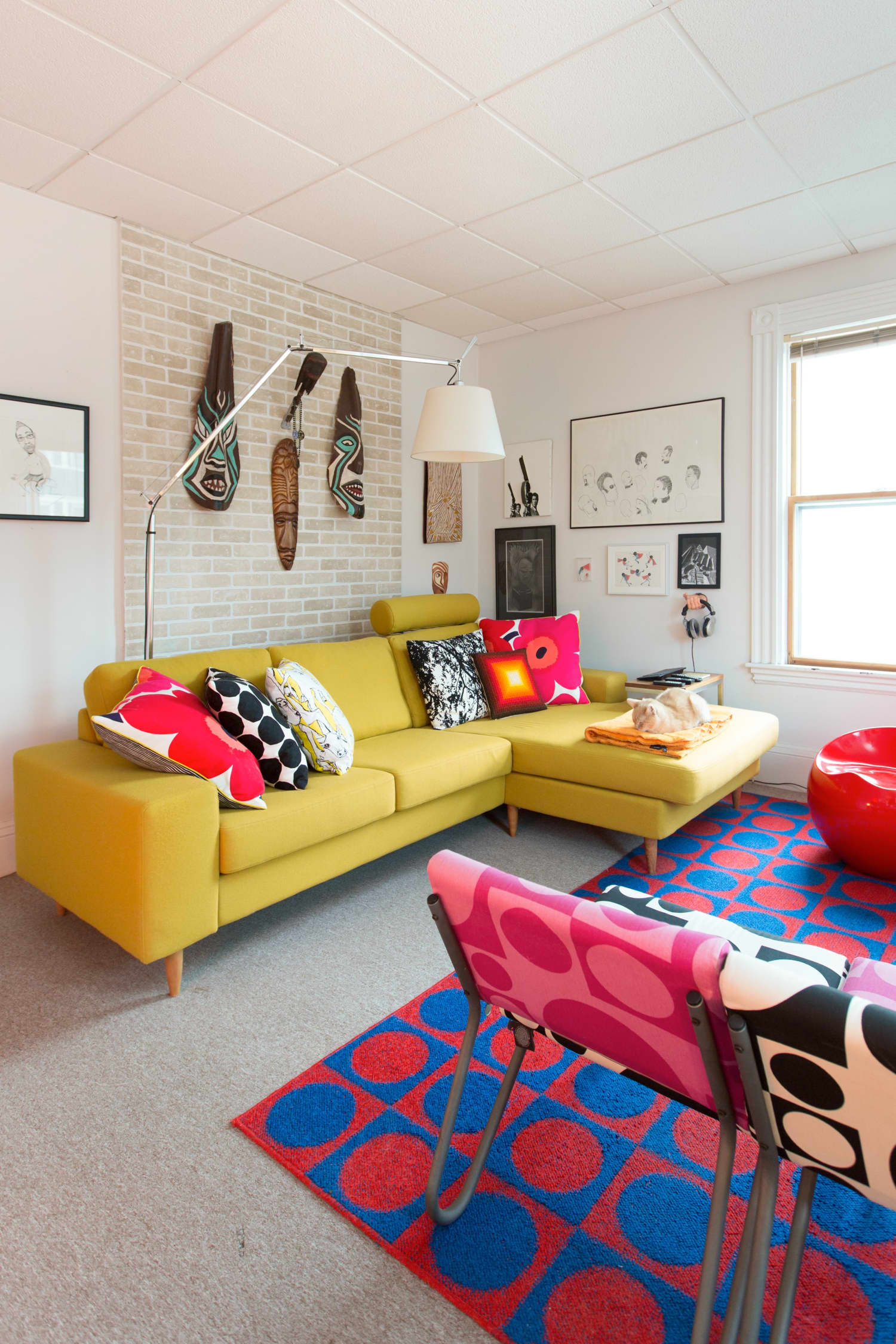 Design Checkup: How To Make Any Room Feel Less Busy
