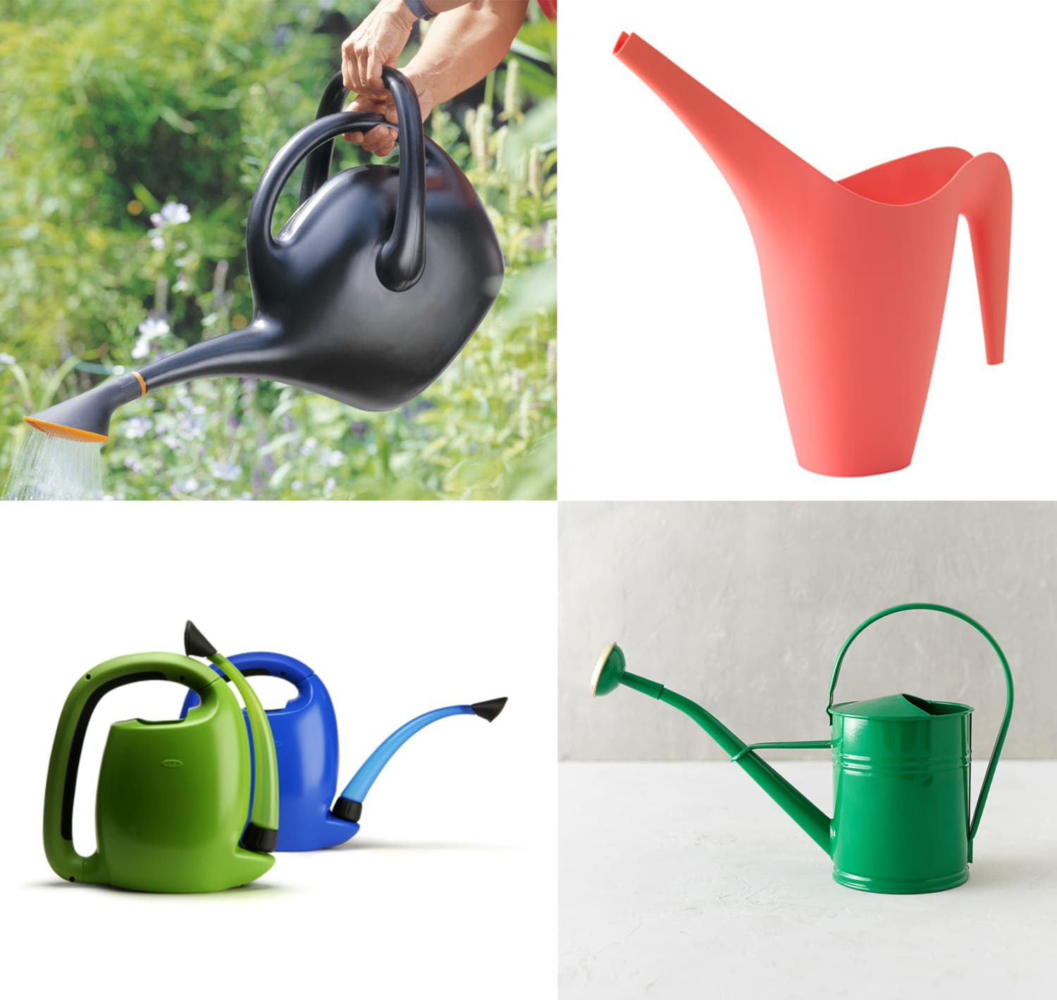 Best Watering Cans 2016: OXO, Haws, Fiskars & 8 More