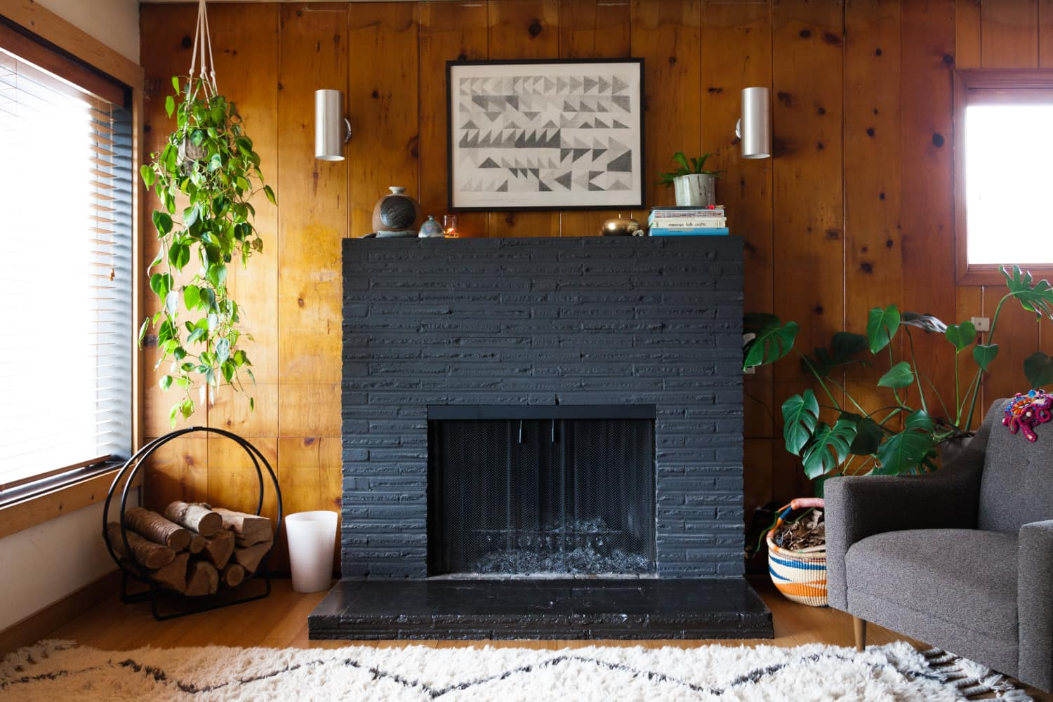 Get the Look: Warm, Cozy & Classic Mid-Century Inspired Style