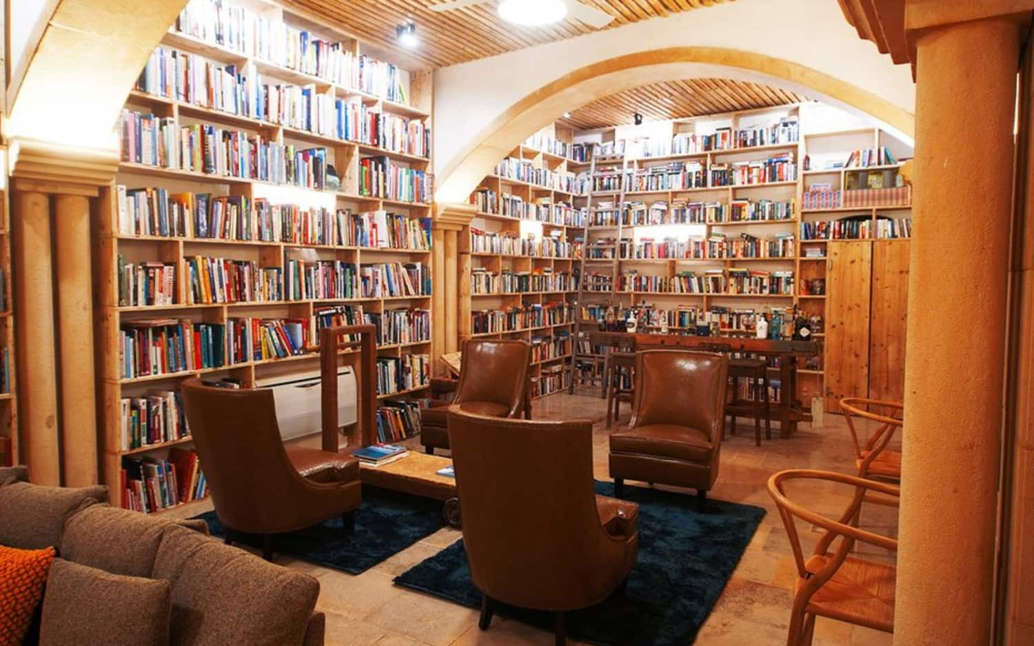 This Hotel in Portugal is a Book Lover's Dream Come True