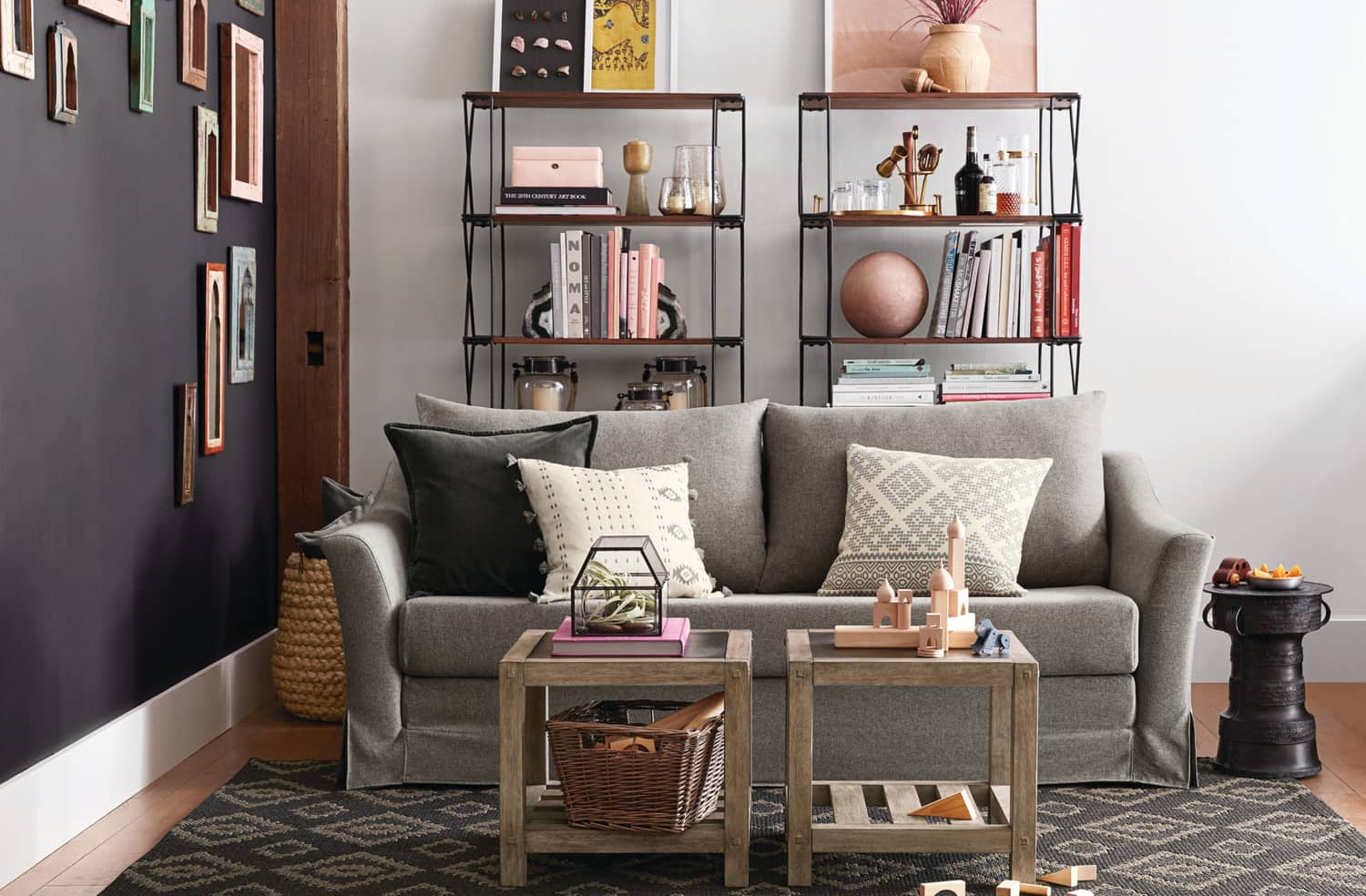 Pottery Barn Debuts Small Space Furniture Collection