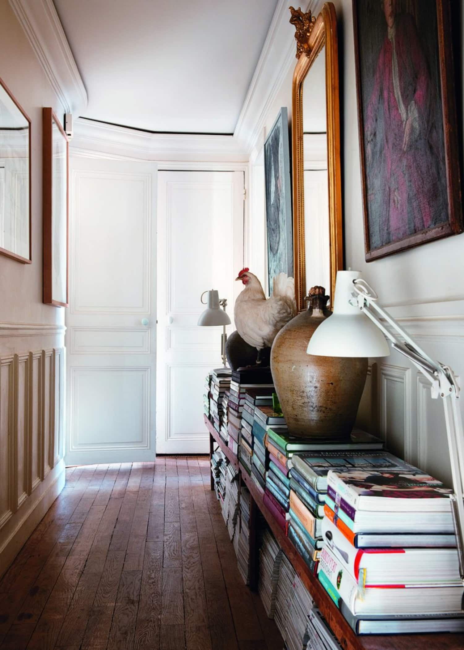 Overlooked No More: 10 Ideas to Add Style & Function to Hallways