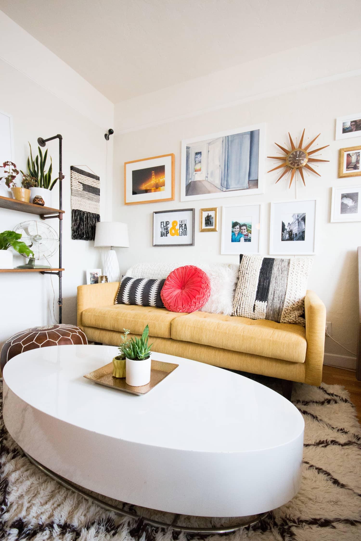 How to make a studio apartment feel bigger than it is - How to design a studio apartment ...