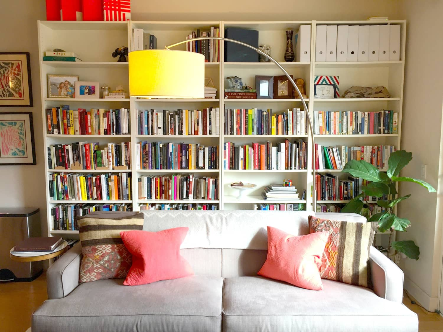 The Best Spot for Small Space Storage May Be Right Behind You
