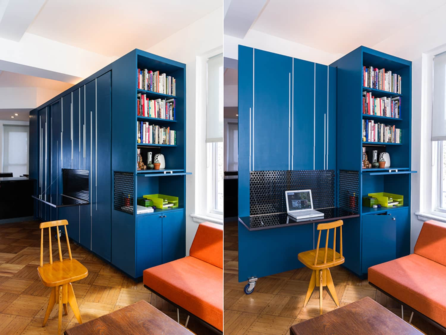 Ingenious Ideas for Fitting in a Small Workspace
