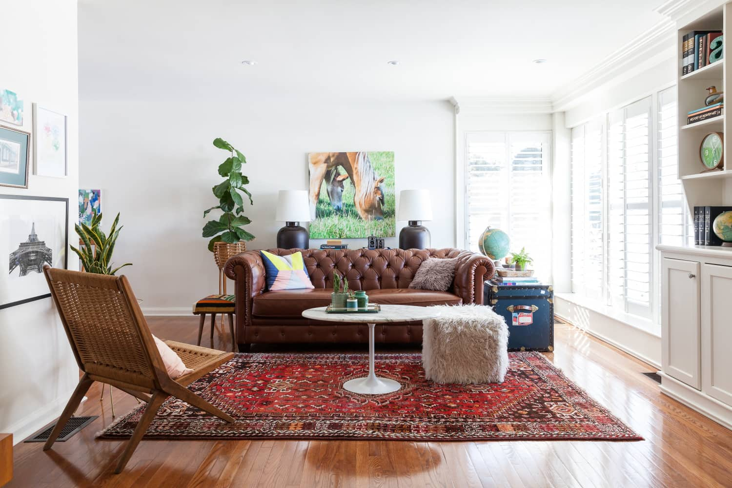 8 of the Best Etsy Shops For Antique & Vintage Rugs
