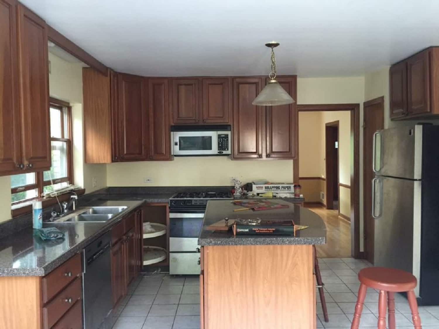 Before & After: From Cherry Wood Beast to Mind-Blowing Beauty