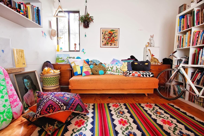 bohemian style decor ideas from australian homes