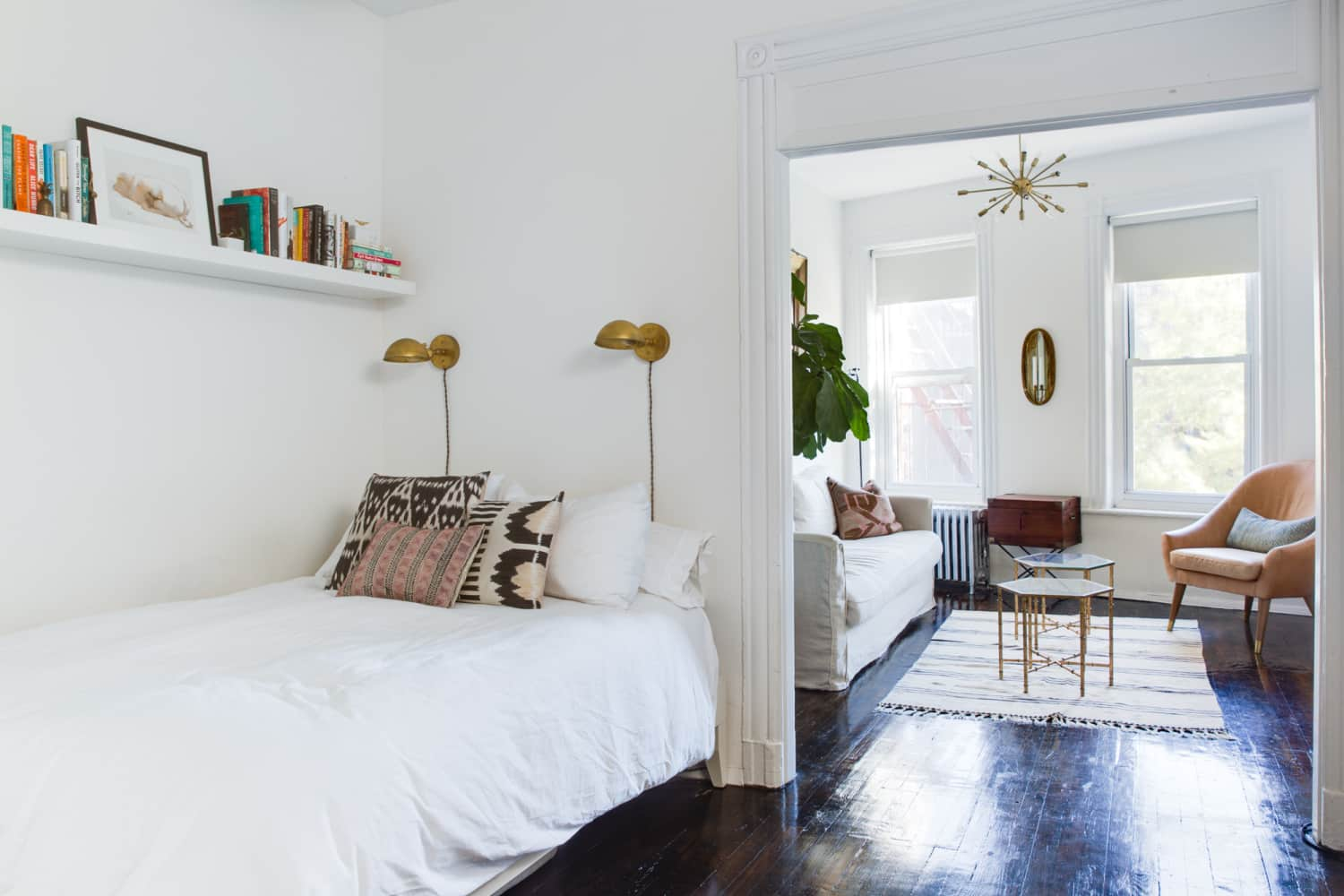 The Best Small Space Bedroom Solutions We Saw This Year