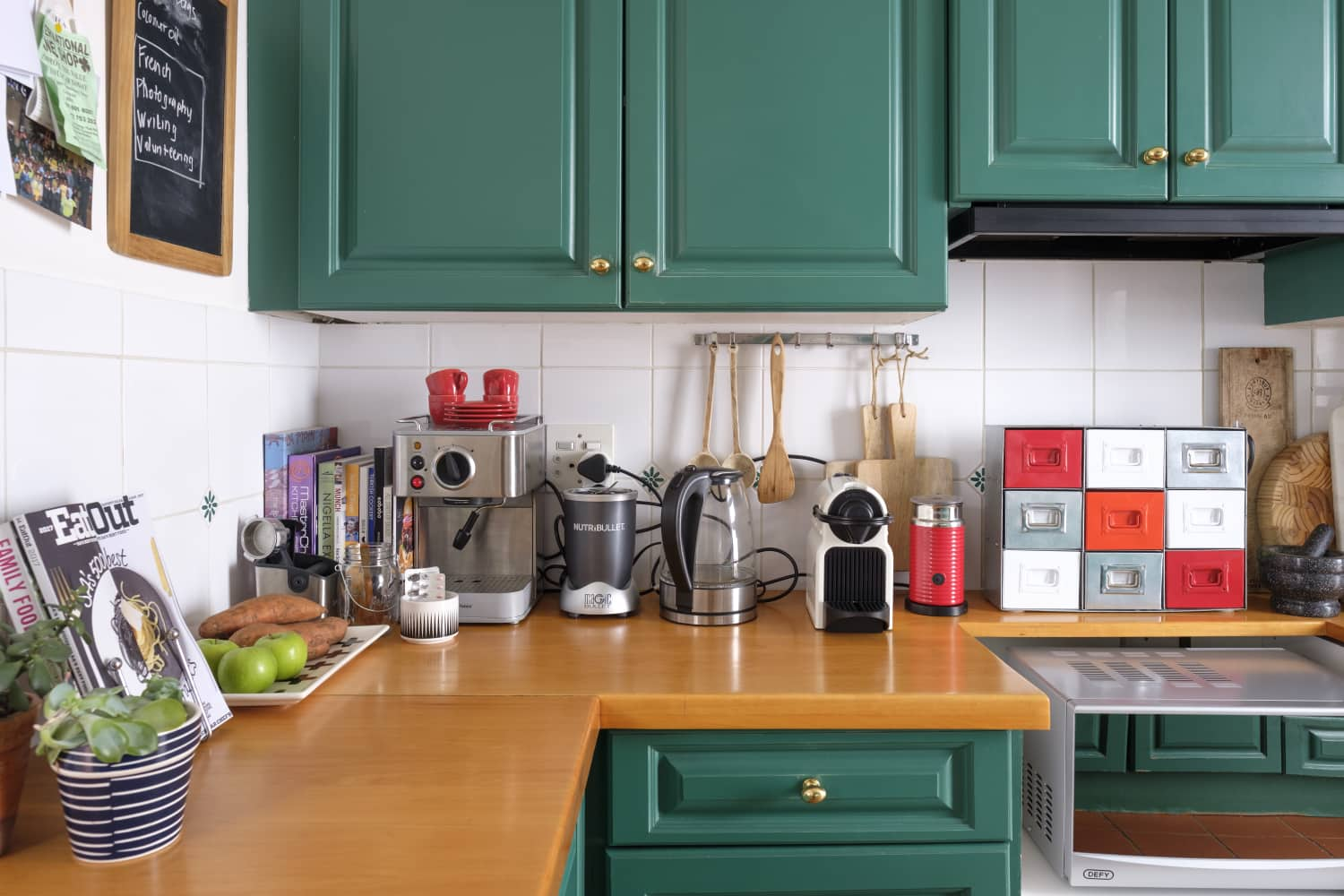 Here's Everything You Need To Know About Painting Kitchen Cabinets