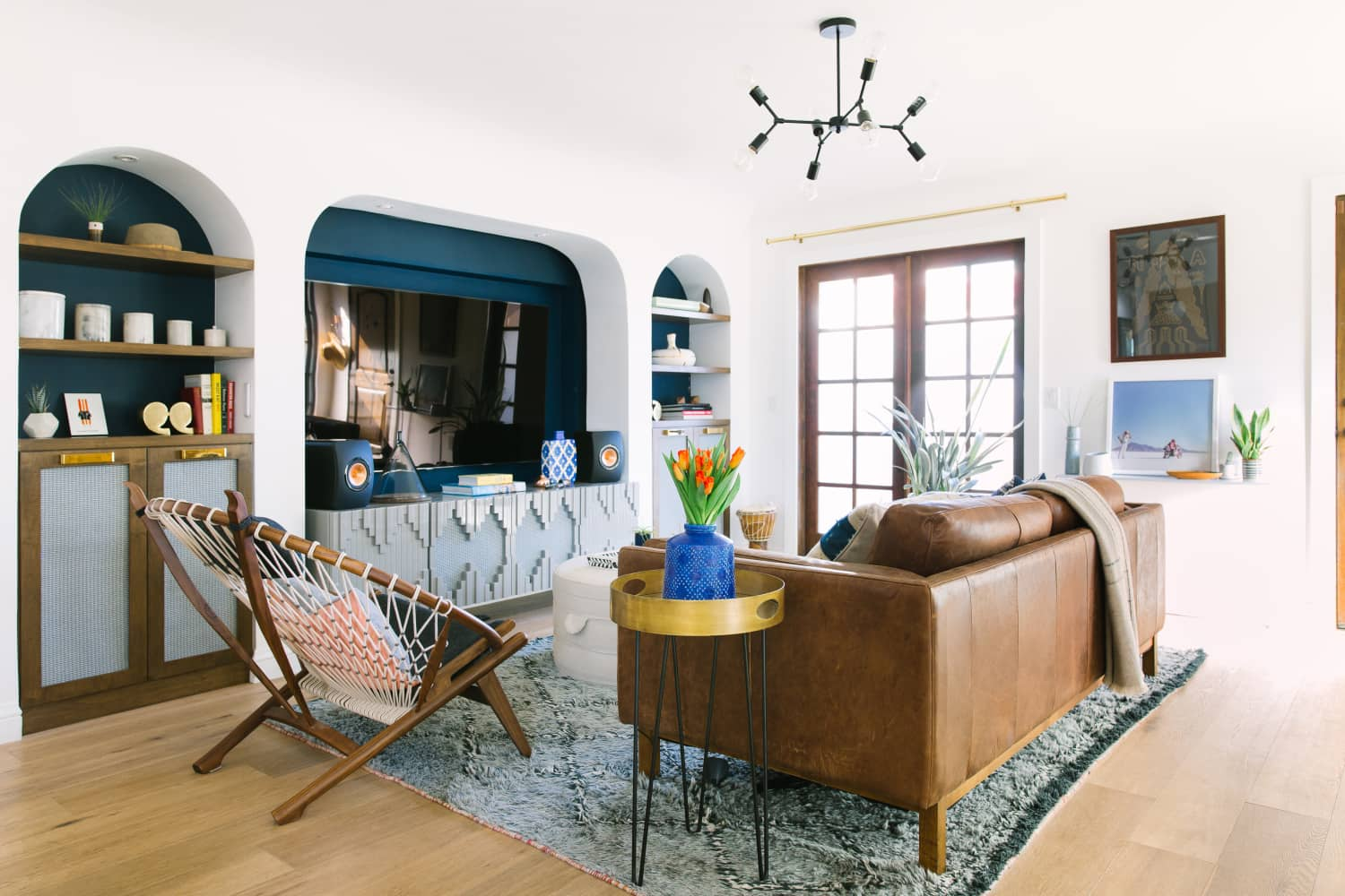 This Cali Cool Home Masters the Modern Boho Look ...