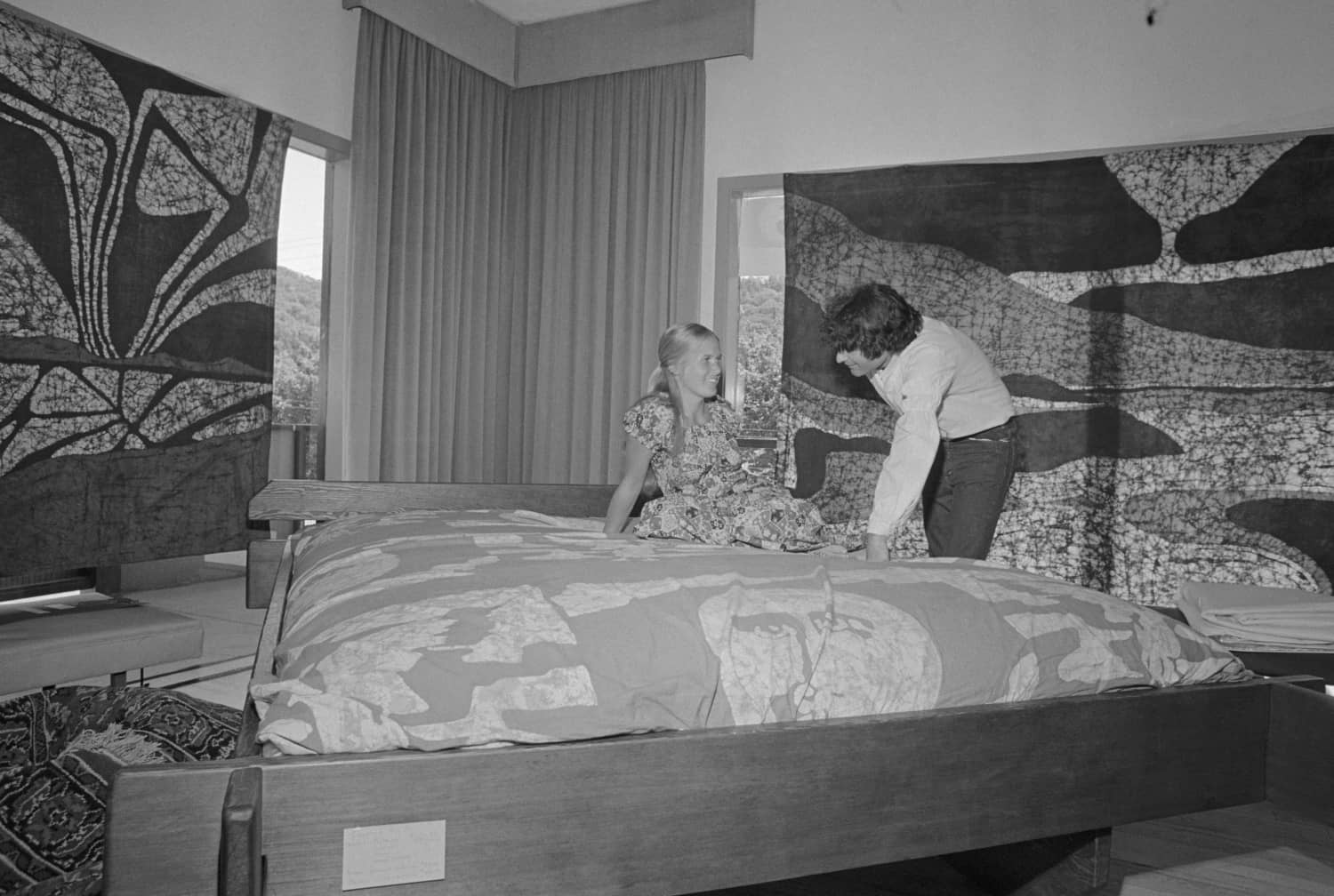 The Weird True Story of the Rise and Fall of the Waterbed