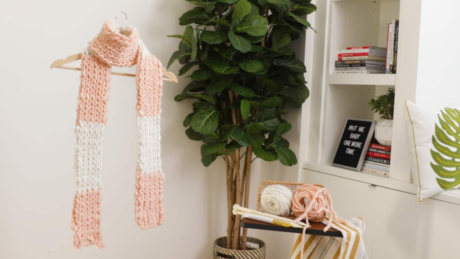 Ever Wanted to Learn to Knit? We'll Show You How It's Done