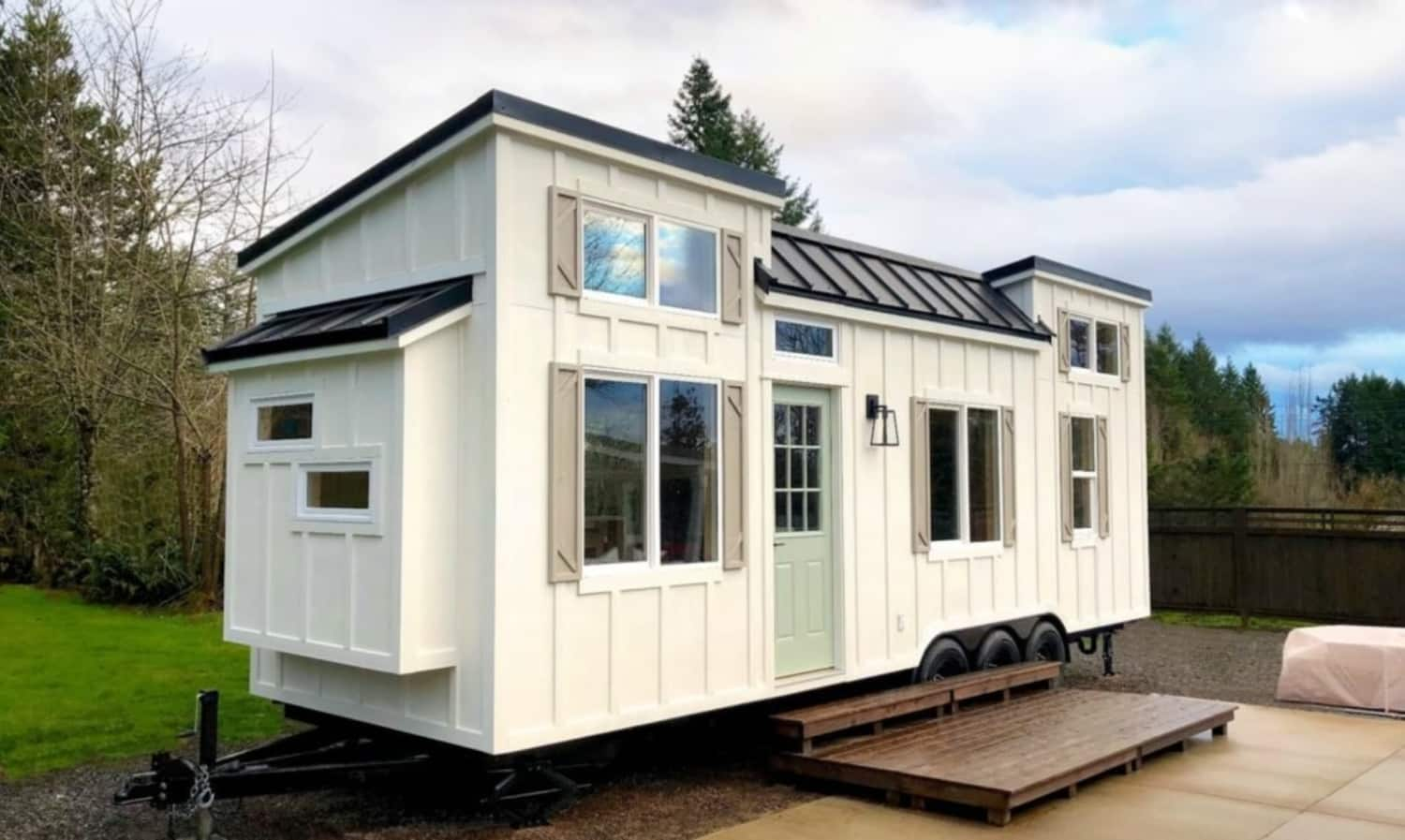 7 of the Prettiest Tiny Houses We Found On Pinterest