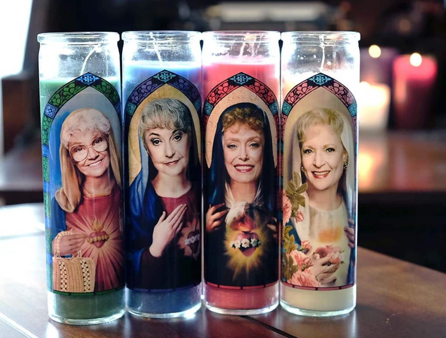 These Golden Girls Candles Are the Perfect Christmas Gift for Your Friends with Old Souls