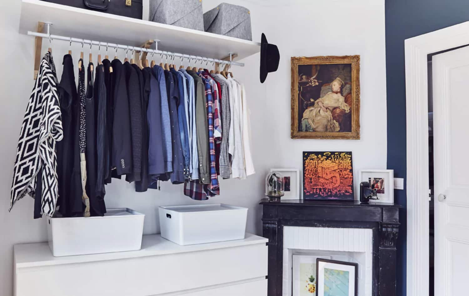 Under-$15 IKEA Finds That'll Effortlessly Organize Your Closet