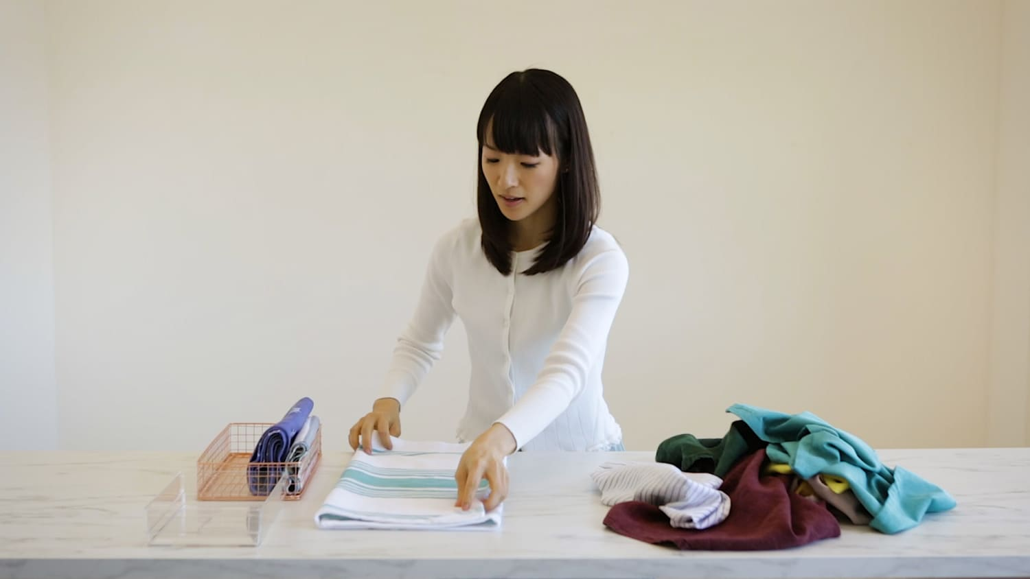 7 Tips We Learned from 'Tidying Up with Marie Kondo'