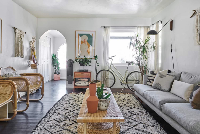 A Modern Albuquerque Home Masters Boho Style