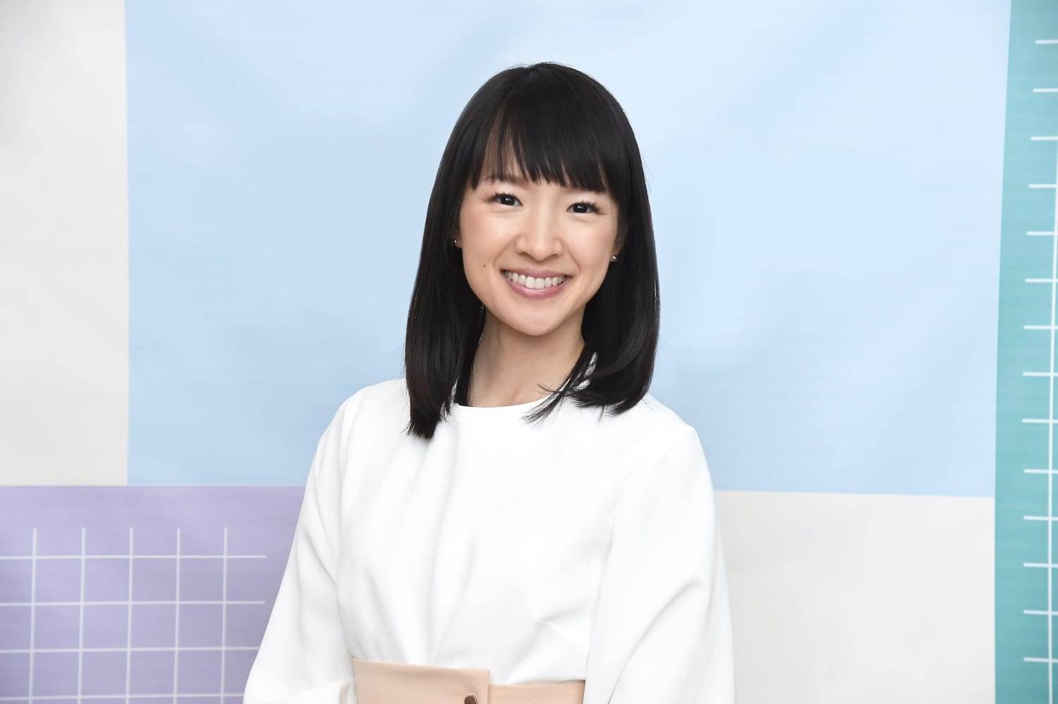 Marie Kondo Doesn't Hate Your Books