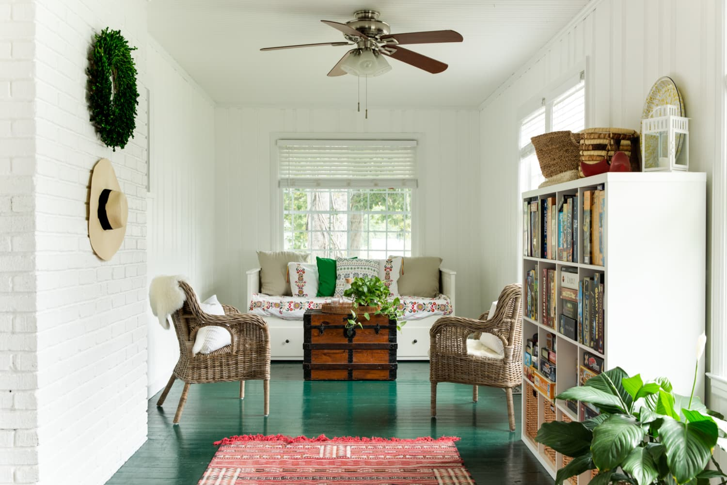 9 Rooms That Will Make You Want to Paint Your Floors