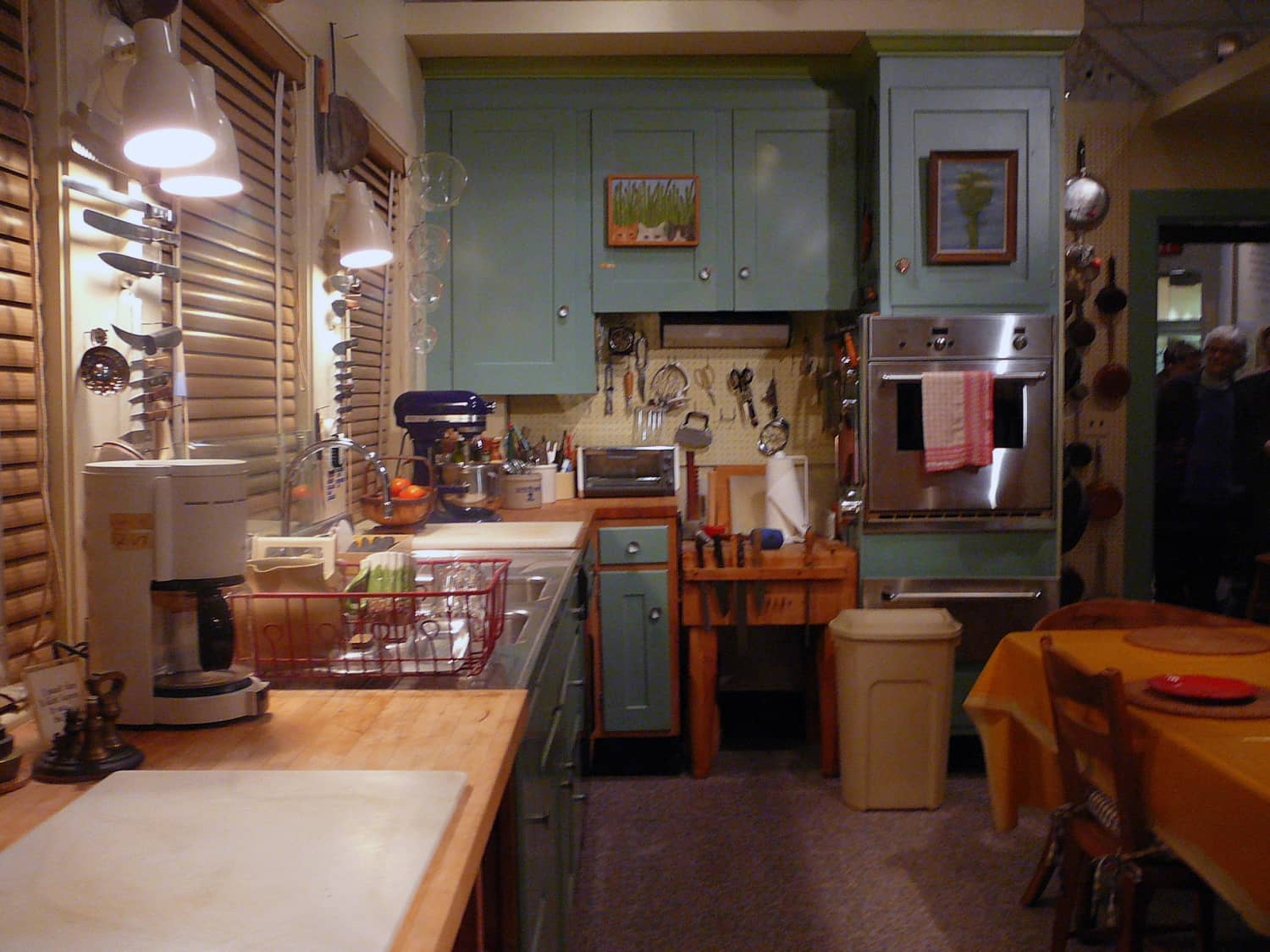 5 Brilliant Ideas to Steal from Julia Child's World Famous Kitchen