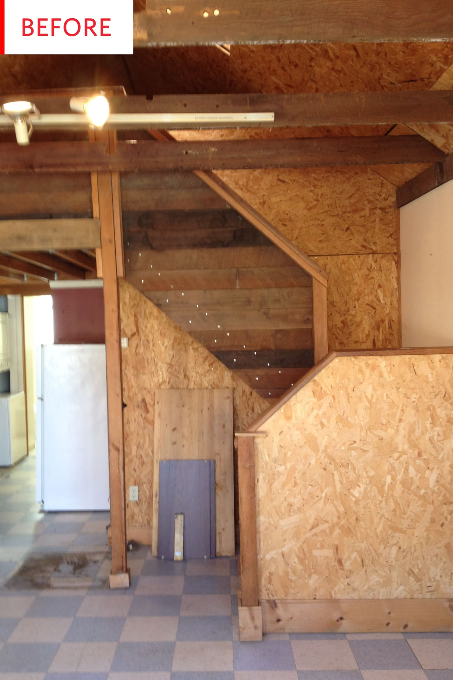 Before and After: This Small 720-Square-Foot House Was Once a Total Wreck