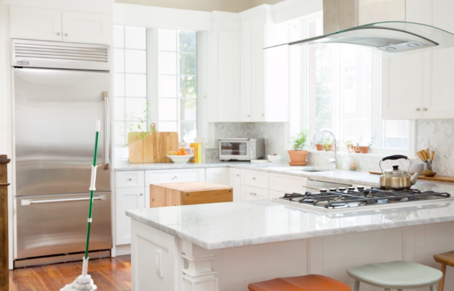 7 Little Spots You're Not Cleaning…but Should Be
