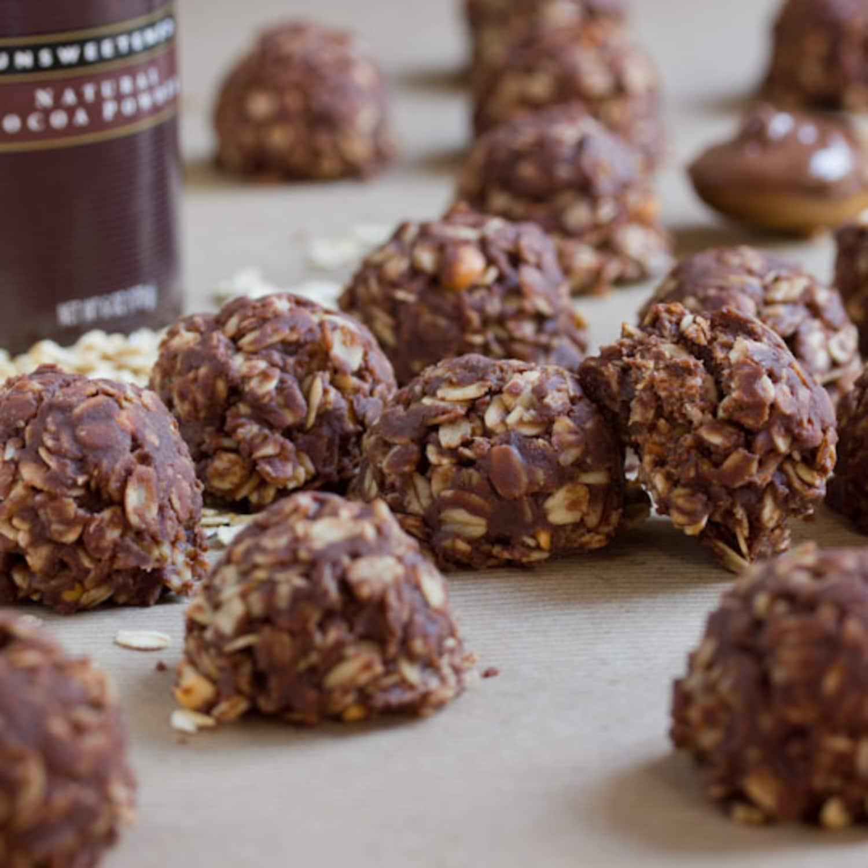 Recipe: No-Bake Nutella Peanut Butter Cookies