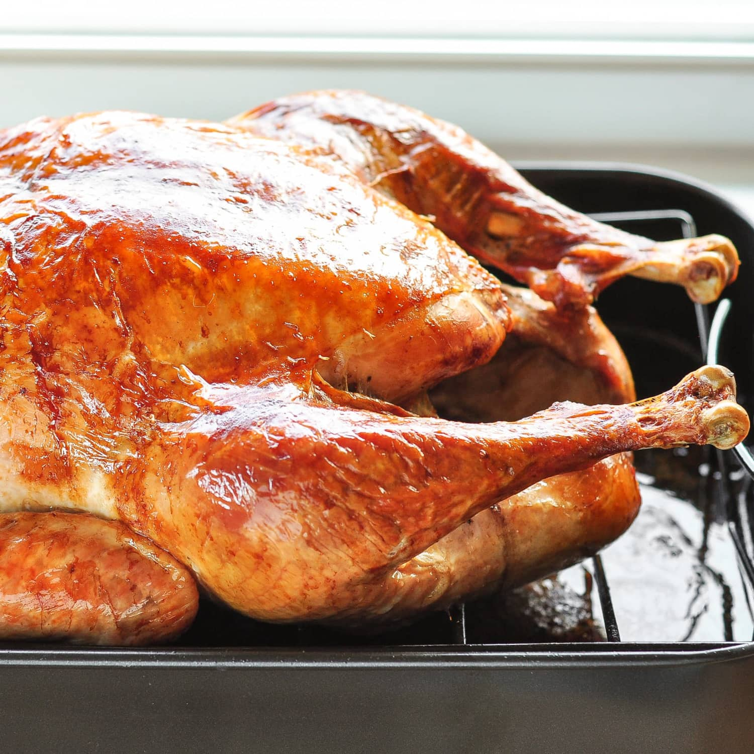 How To Cook a Turkey: The Simplest, Easiest Method