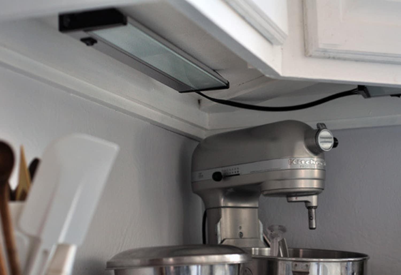 Smart Solutions Under Cabinet Lighting Kitchn