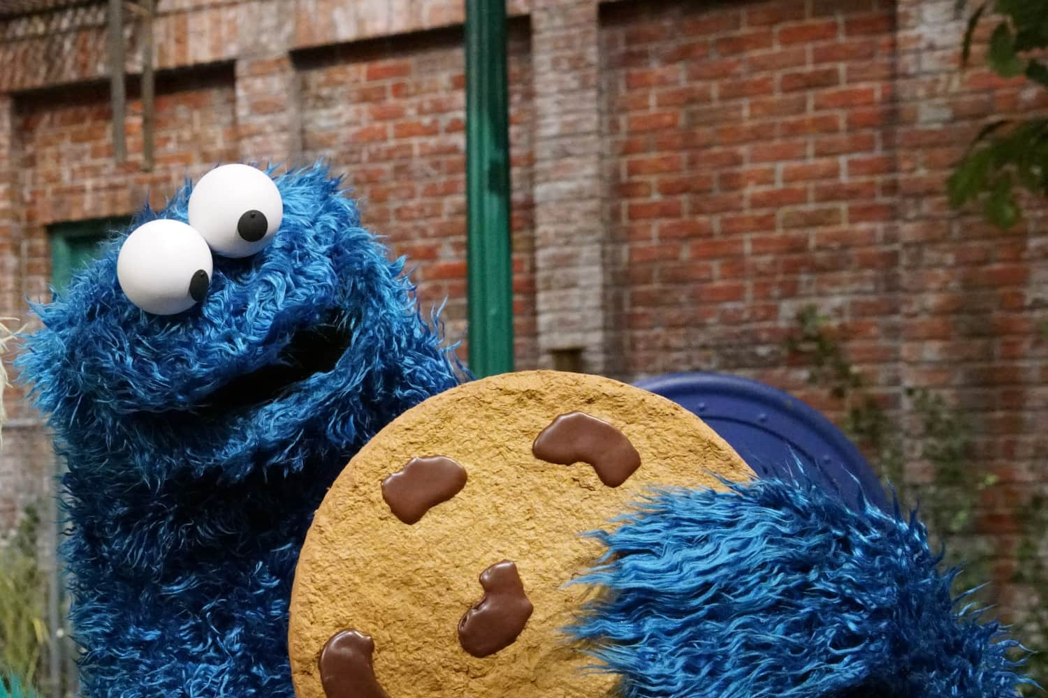 So You Know: Cookie Monster's Famous Sugar Cookie Dough Recipe