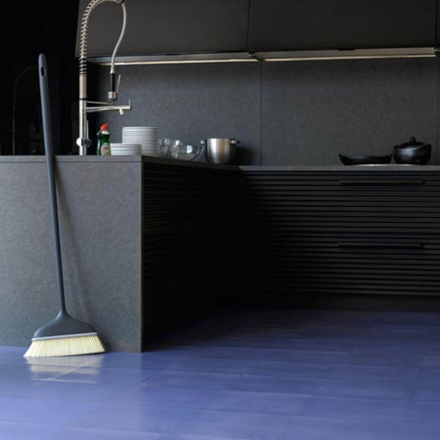 All About: Rubber Kitchen Floors