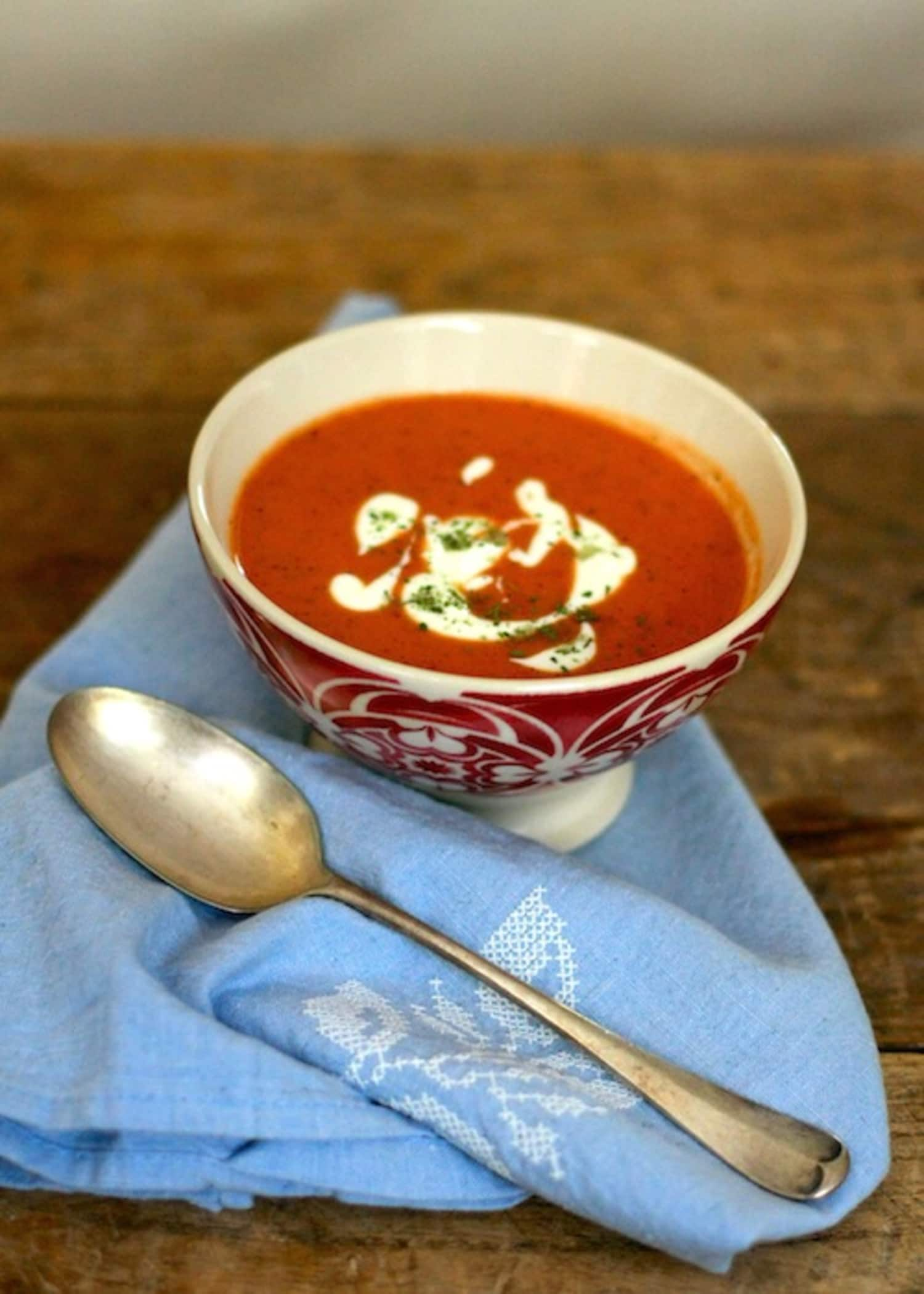 How to Make Creamy Tomato Soup Without the Cream: 3 Brilliant Tips