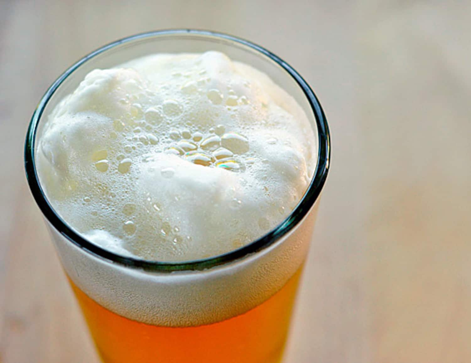 Why You Should Drink Beer from a Glass