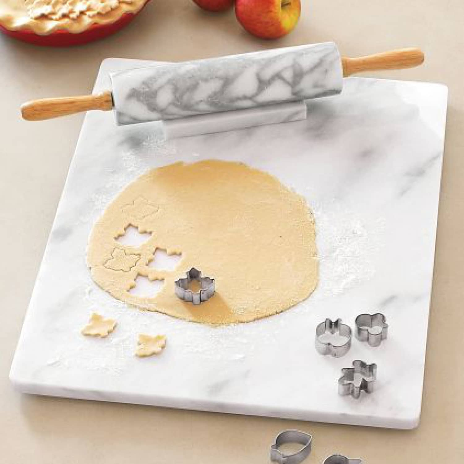A Must For Bakers Marble Pastry Board Kitchn