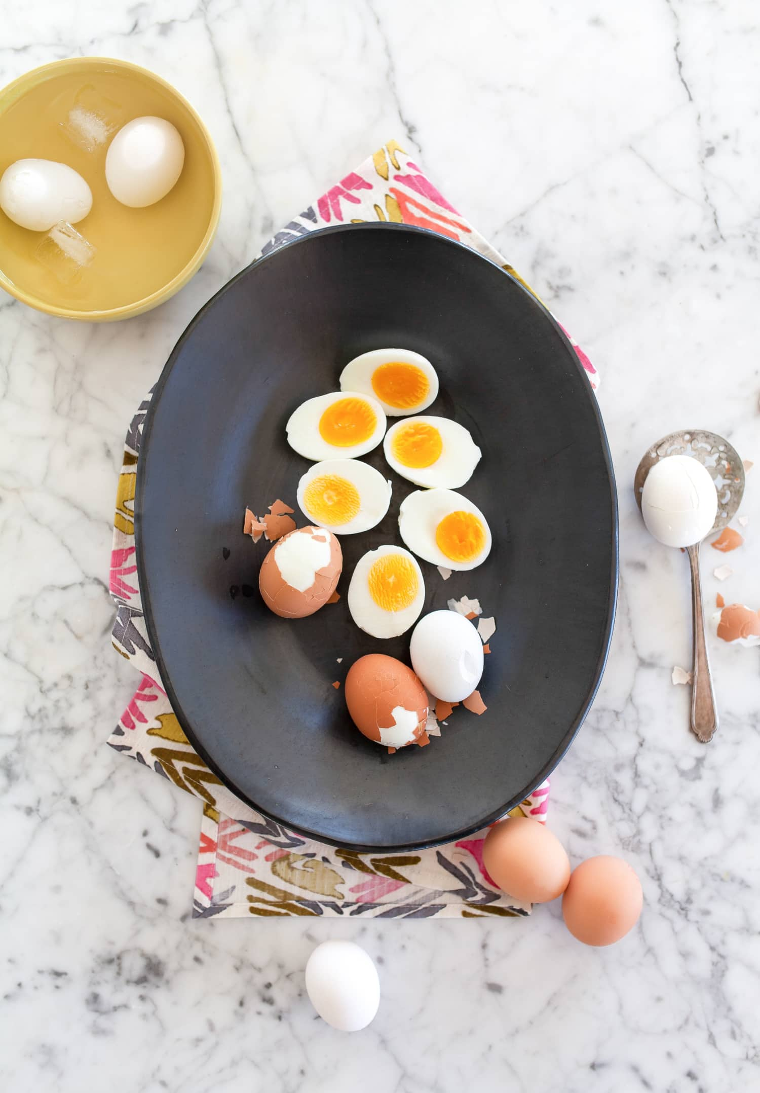 7 Ways to Use up Hard-Boiled Eggs