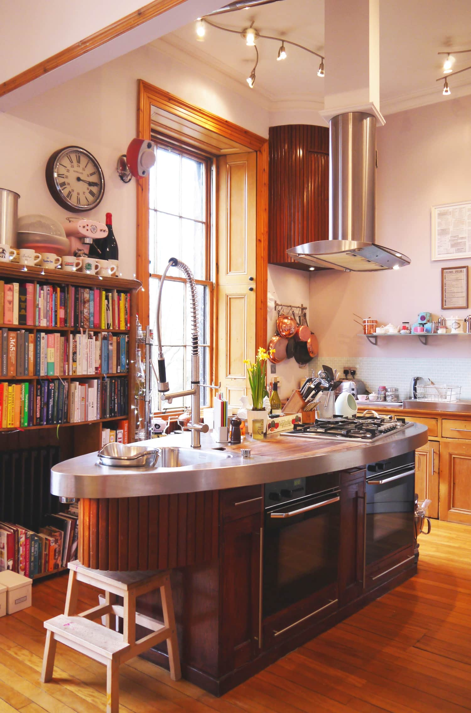 A Scottish Kitchen Made Out Of Reclaimed Ship Parts Kitchn