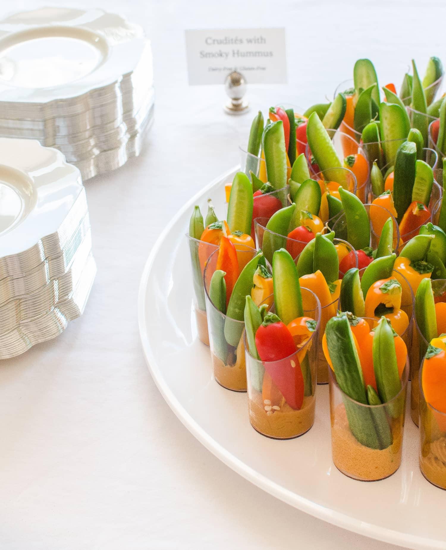 Diy Wedding Food: A DIY Wedding Reception For 200: The Party Plan