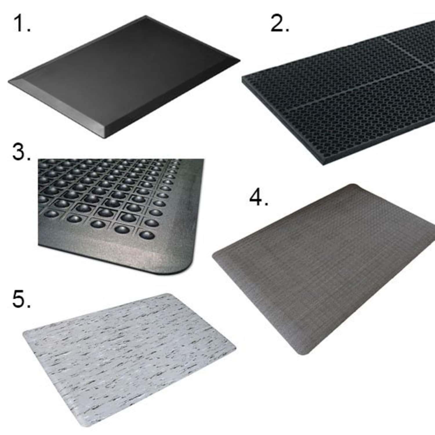5 Anti Fatigue Gel Mats To Save Your Back Kitchn