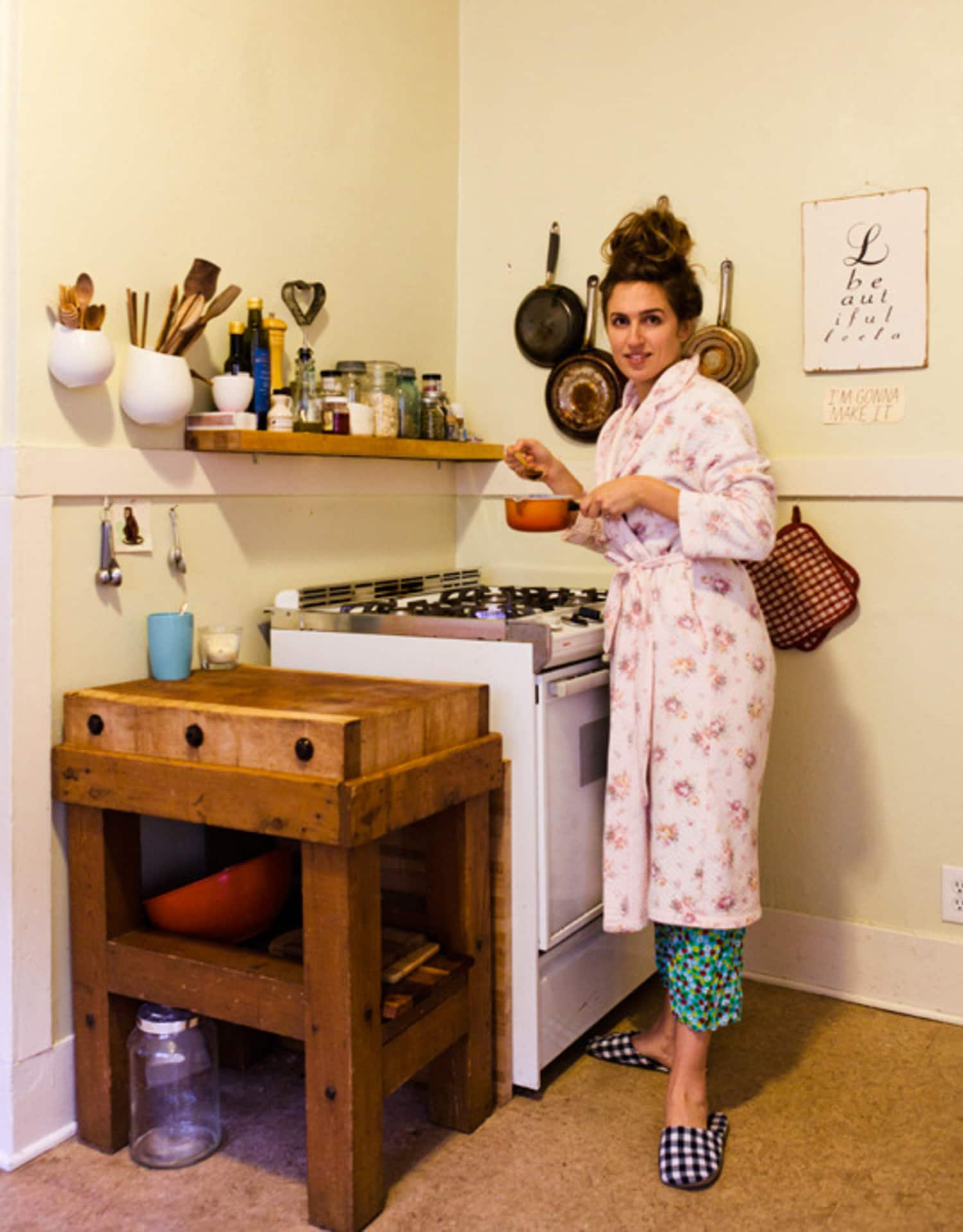 5 Things to Do in the Kitchen Before You Go to Bed