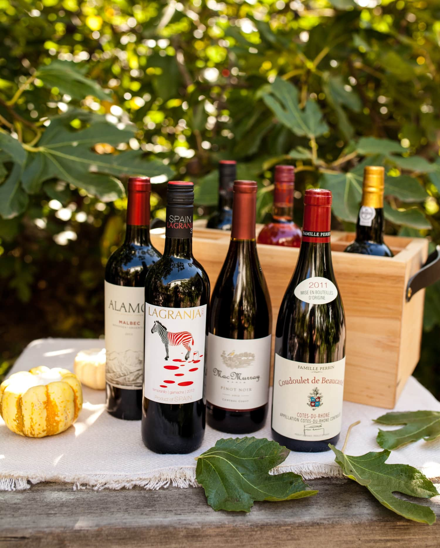 7 Wines From Trader Joe's To Drink With Thanksgiving